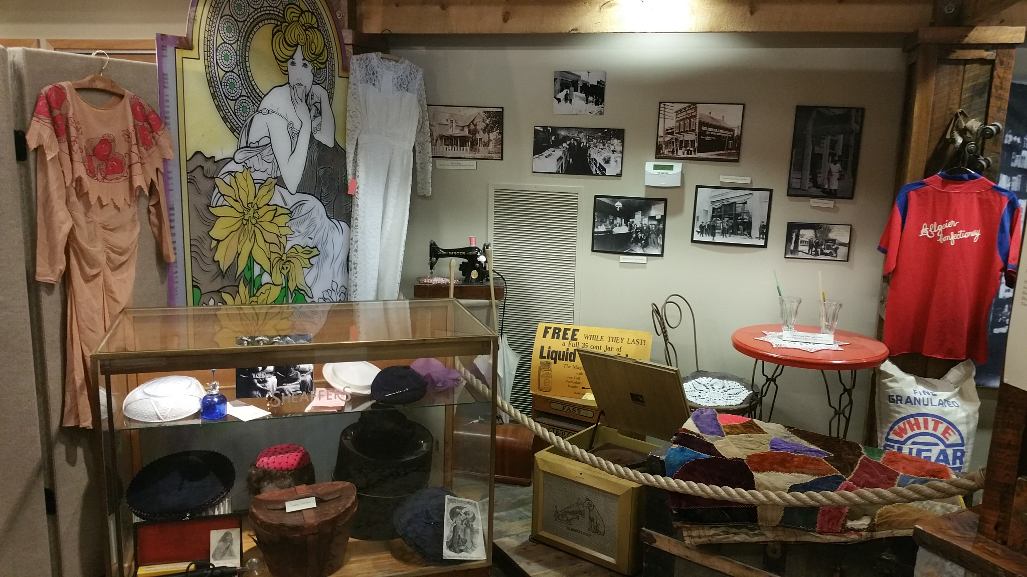 Mercantile Exhibit