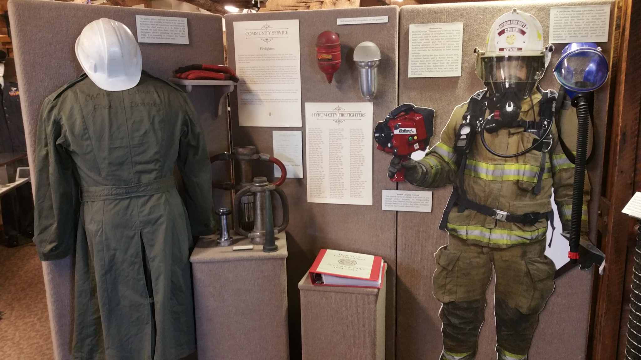 Firefighters Exhibit