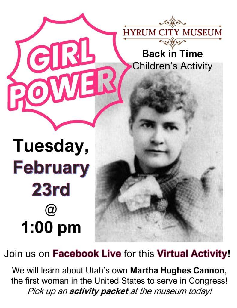 Back-in-Time Girl Power