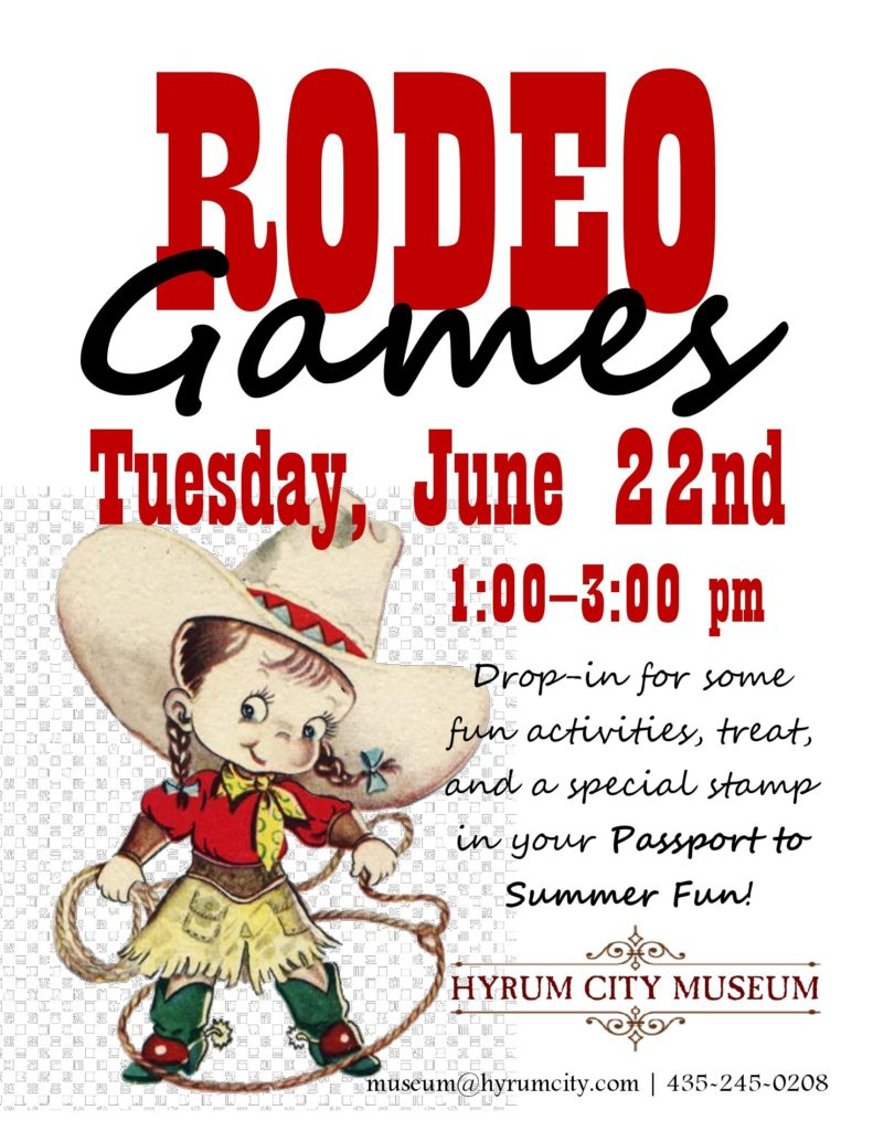 Rodeo Games 2021